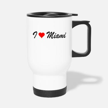 Miami Miami - Thermosbeker