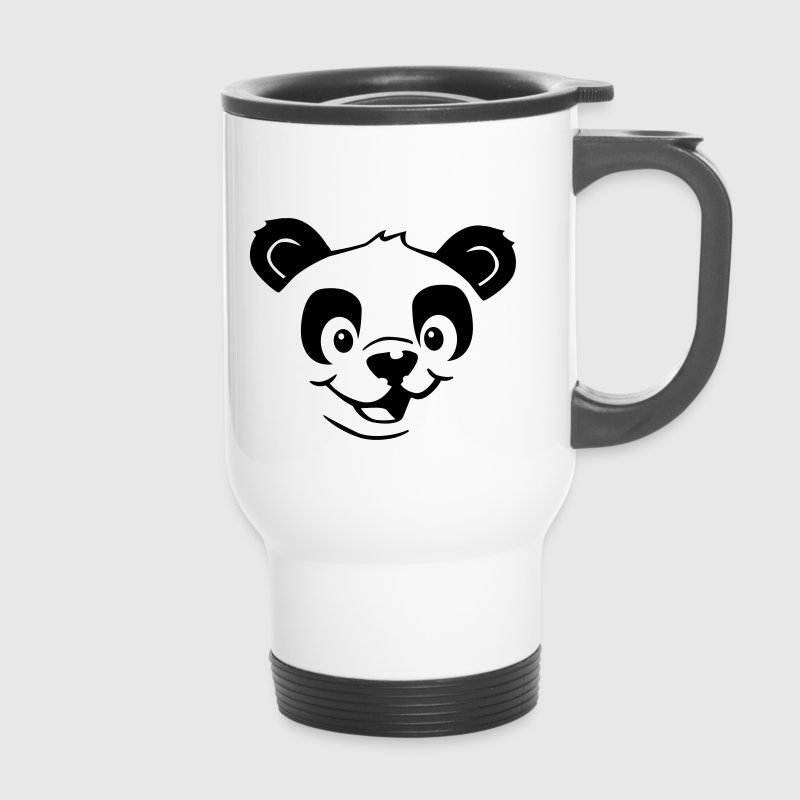 Cute Panda - Thermobecher