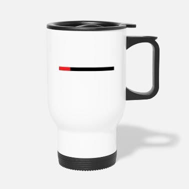 Patience patience - Travel Mug