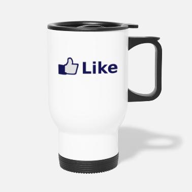 Like Like - Travel Mug