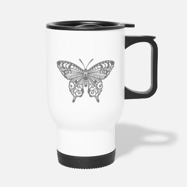 Tatoo Tatoo Butterfly - Travel Mug