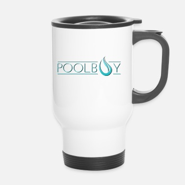 Pool Poolboy Pool Pool 1 - Travel Mug