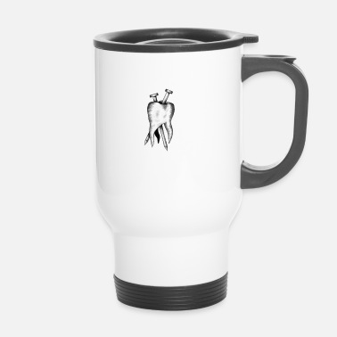 Dents De Lapin dent - Mug thermos