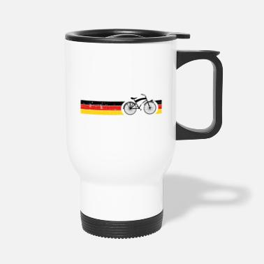 National Cykel nationale farver National Germany Gift - Termokrus