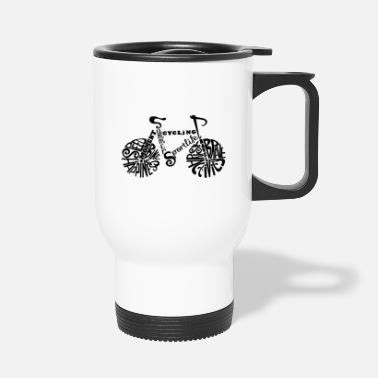 Bicycle Bicycle, bicycle, bicycle - Travel Mug