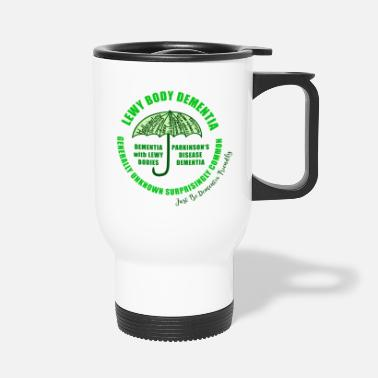 Mixed Dementia Lewy Body Dementia - Travel Mug