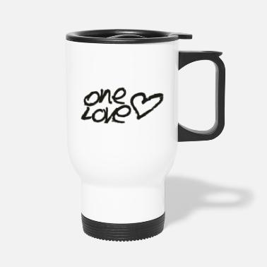 One Love - Thermobecher