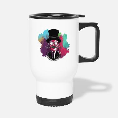 Superguay Mr. X - Taza termo