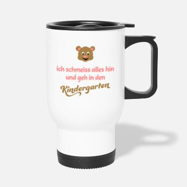 Kindergarten Kindergarten - Thermobecher