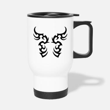 Morality No Morals - Travel Mug