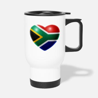 South Heart (South Africa / South Africa) - Travel Mug