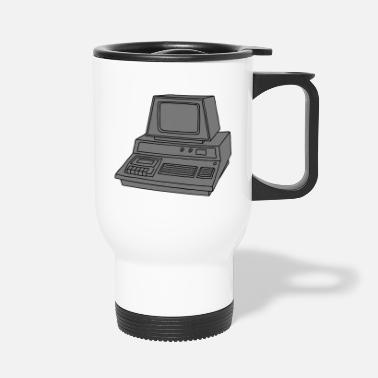 Personal Computers Personal Computer PC 2 - Travel Mug