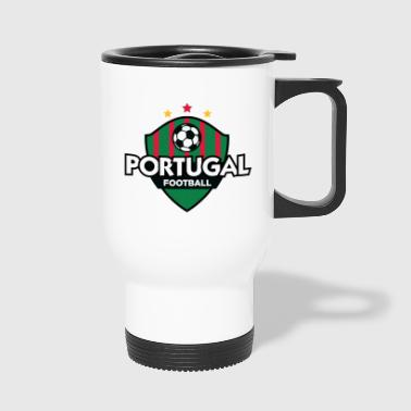 Portugal Football Emblem - Termokrus