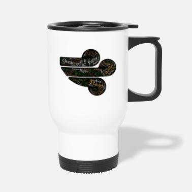 Travel Bug Travel - Travel - Travel Mug