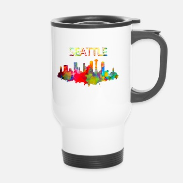 Seattle Seattle - Thermobecher