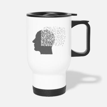 Image Mental image - Travel Mug
