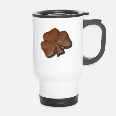 Shamrock Chocolate Shamrocks - Thermo mok