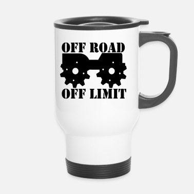 Off Off Road Off Limit - Thermo mok