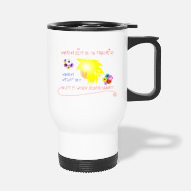 Cheveux cheveux - Mug isotherme