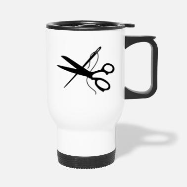 Cutter cutter - Travel Mug