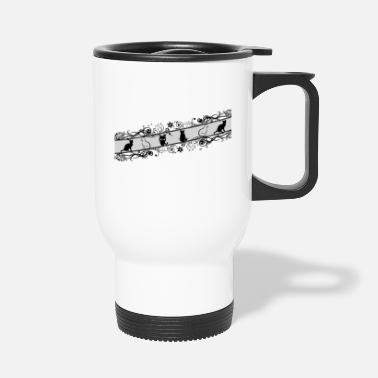 Glamour Glamour Cats Exclusive - Travel Mug