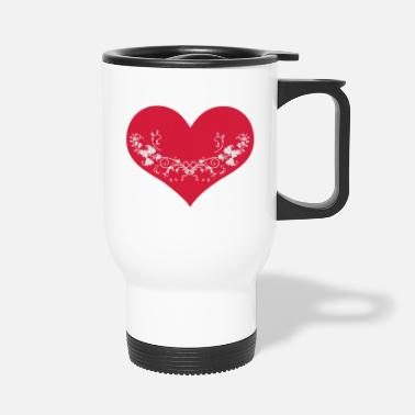 Herz Herz - Travel Mug