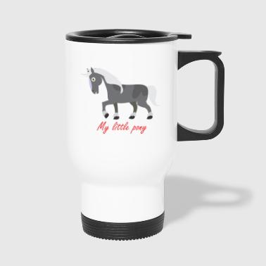 pony - Travel Mug
