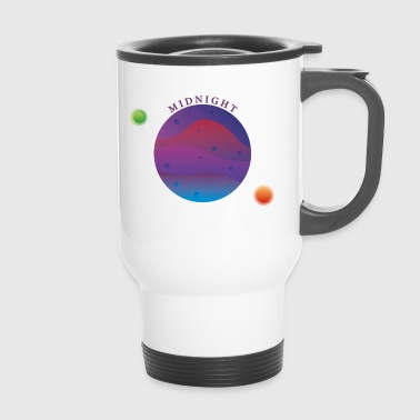 Planet planètes - Mug thermos