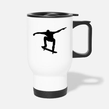 Skateboard skateboard - Travel Mug