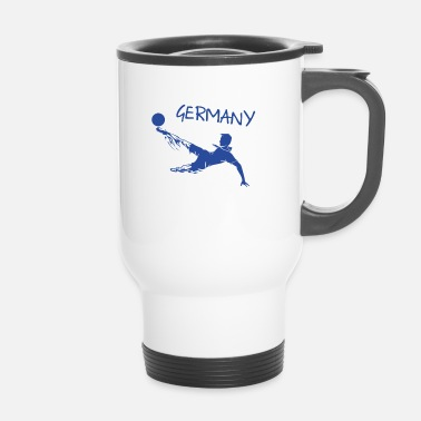 Scène Scène de football - Mug thermos