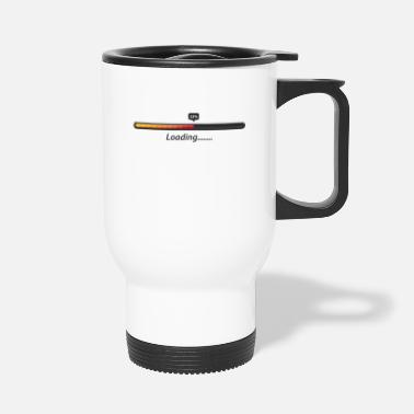 Loading Bar Loading, loading bar, status bar - Travel Mug