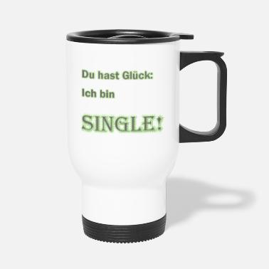 single - Thermobecher
