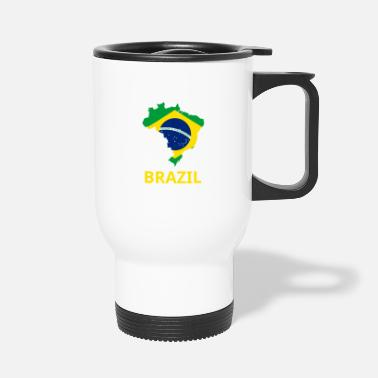Logo brazil - Thermosbeker