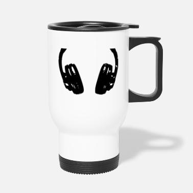 Audio casque audio - Mug isotherme