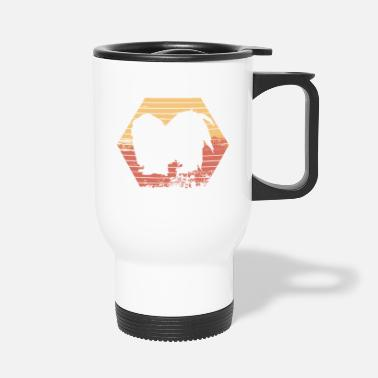 Male Puppy Dog Puppy Shih Tzu Dog Gift Puppy Puppy Dog Bitch Male - Travel Mug