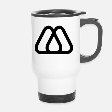 Shape CLEAN SHAPES SHAPES - Mug thermos