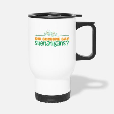 Day ST PATRICK S DAY - Thermobecher