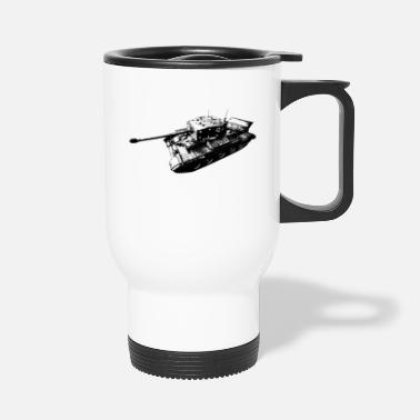 World Cromwell Cruiser Tank - Travel Mug