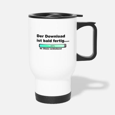 Download The download is done - Travel Mug