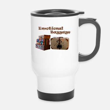 Emotion Bagage émotionnel - Mug thermos