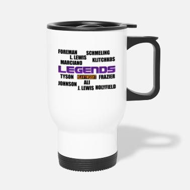 Heavyweight Legends Heavyweight Boxing Gift - Travel Mug