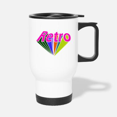 Retro RETRO - Travel Mug