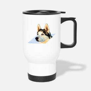 Husky Husky - Travel Mug
