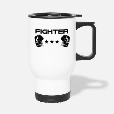 Fighter Fighter fighter - Travel Mug