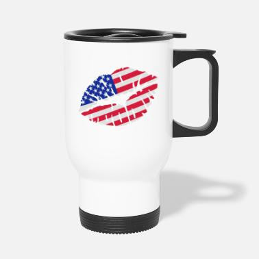 Usa USA - Travel Mug
