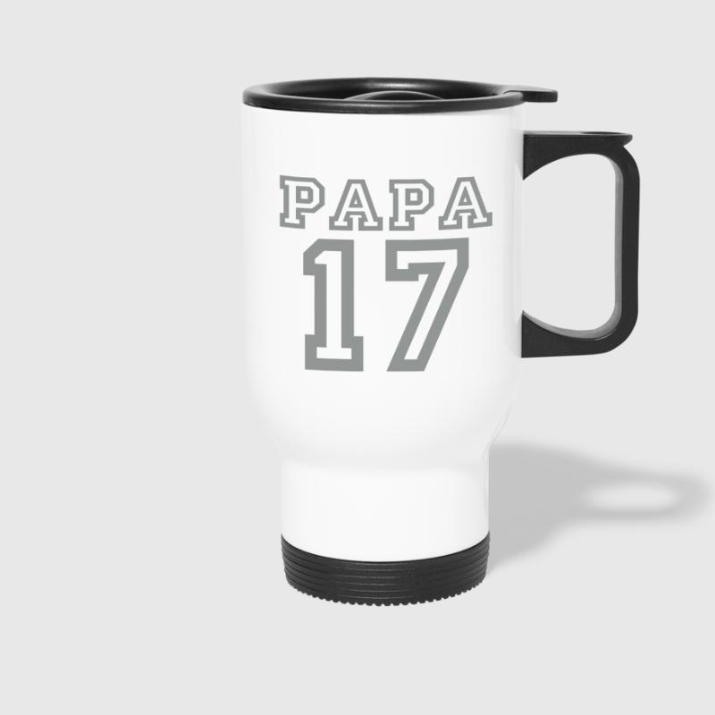 Papa 17 - Thermobecher