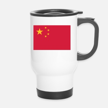 National Drapeau national de Chine - Mug thermos