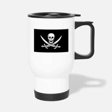 Jolly Roger! - Travel Mug