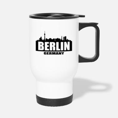 West Berlin Berlin - Travel Mug