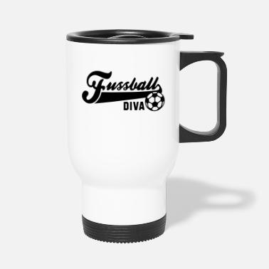 Fussball Fussball DIVA - Travel Mug